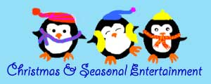 image link to Christmas and Seasonal Entertainment page