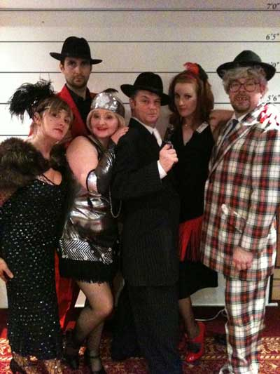photo of Murder Mystery Cast